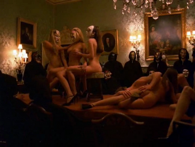 Eyes wide shut pictures orgy