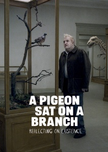 A-Pigeon-Sat-On-A-Branch-Poster